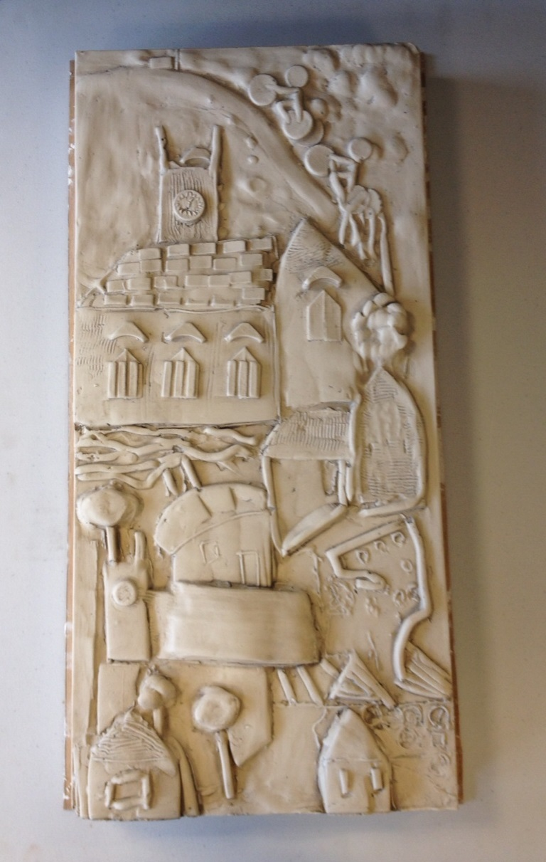 Bas Relief - Hemsworth
