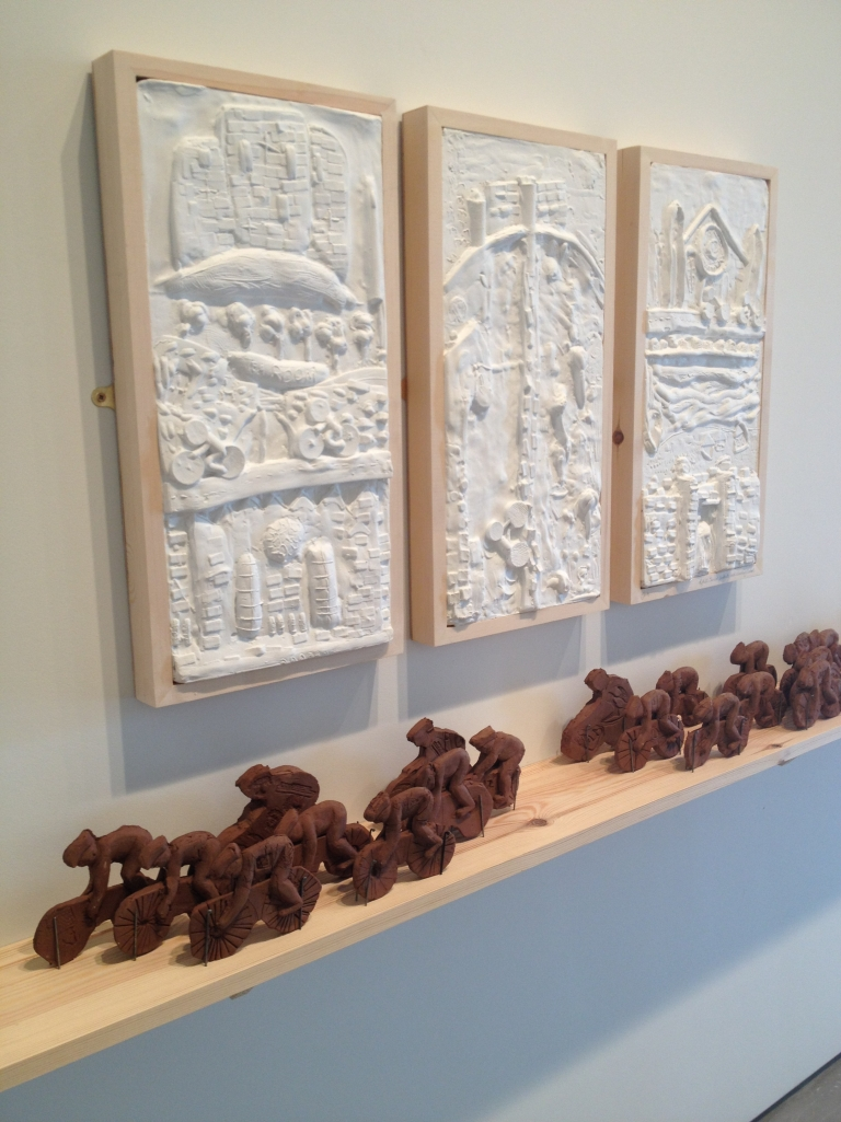 CAST by Hemsworth Schools & Faceless Arts at The Hepworth, Wakefield (4)