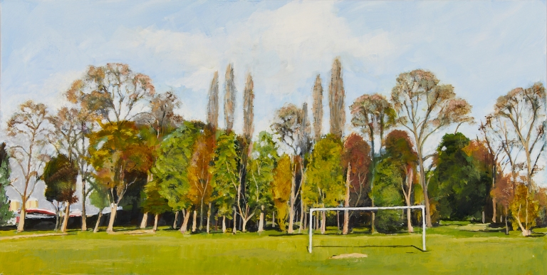 18 Tuesday 14th April - Thornes Park football pitch