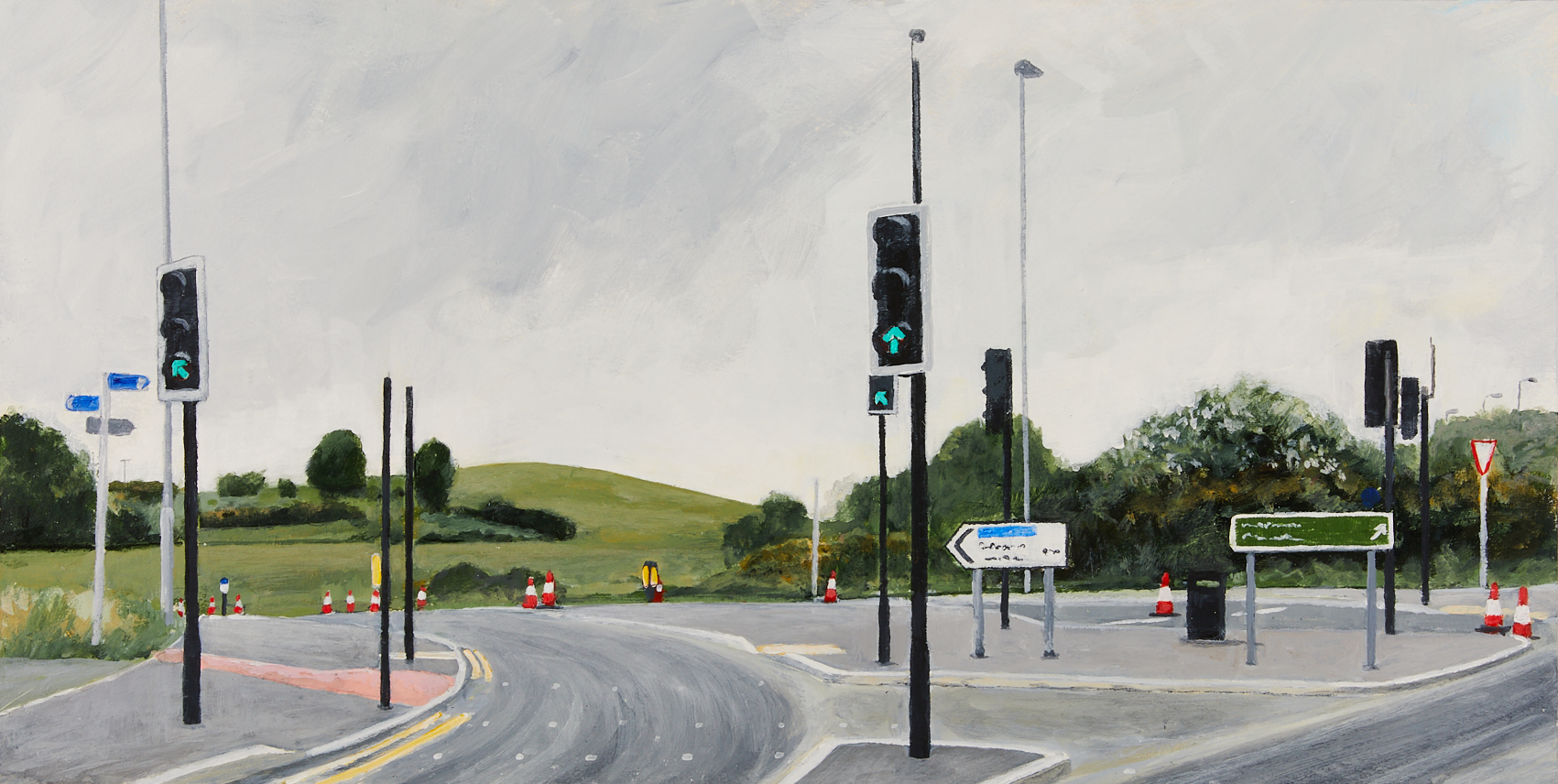 28 Monday 4th May - Mount 'Tarry by it' from the junction of Black Road and Doncaster Road