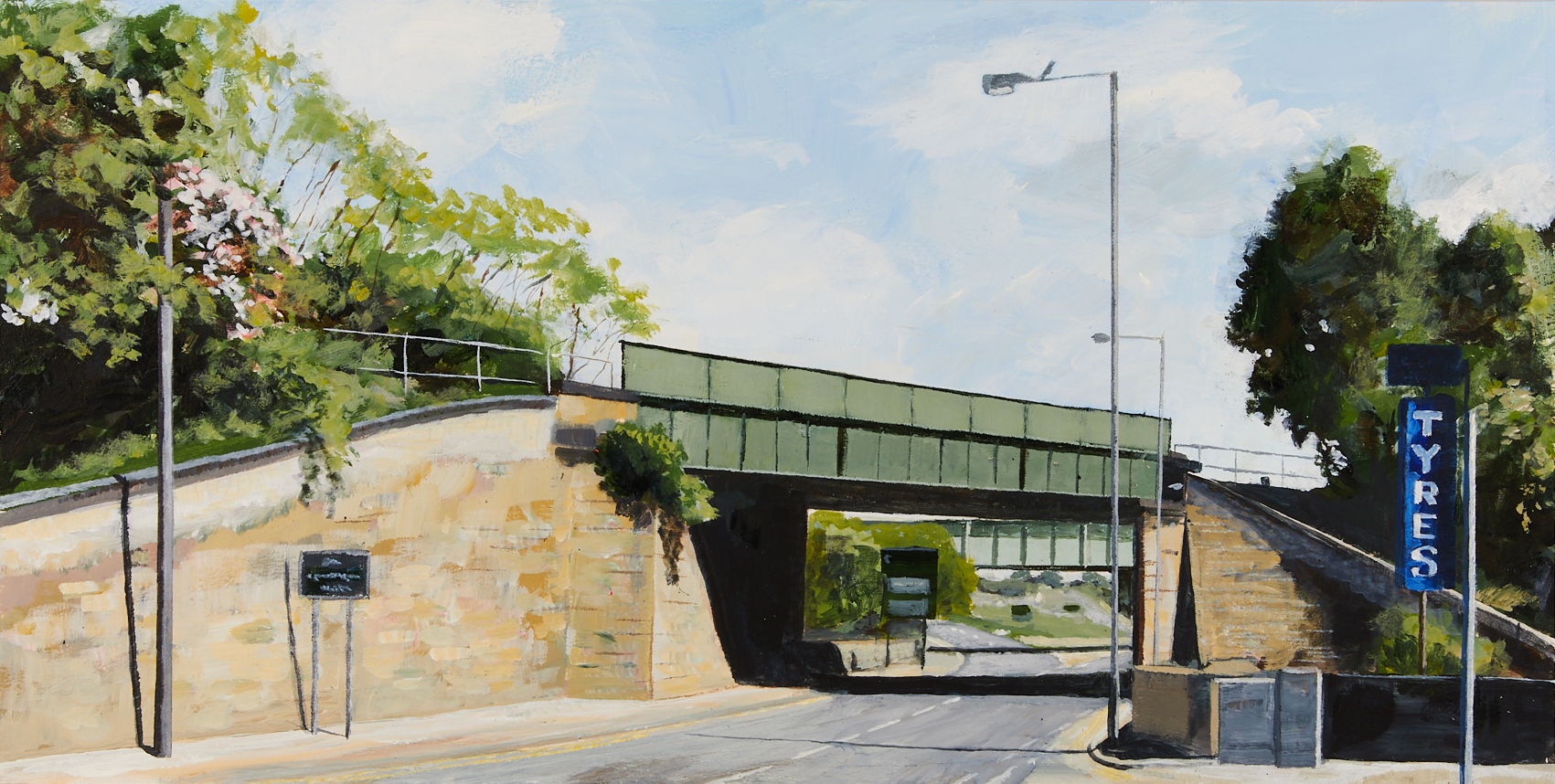 31 Saturady 9th May - Railway Bridges over Doncaster Road